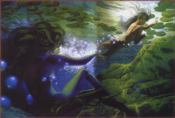 Роберт Родригес. Под водой