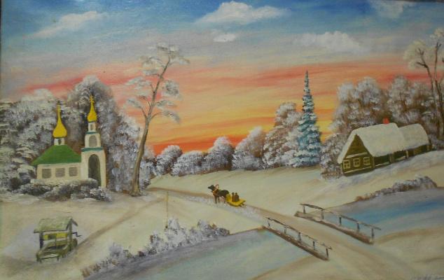 Vasily Vasilyevich Grigoryev. Untitled