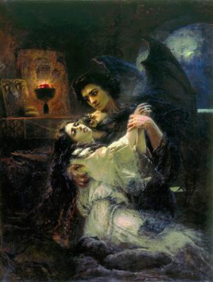 Tamara and the Demon