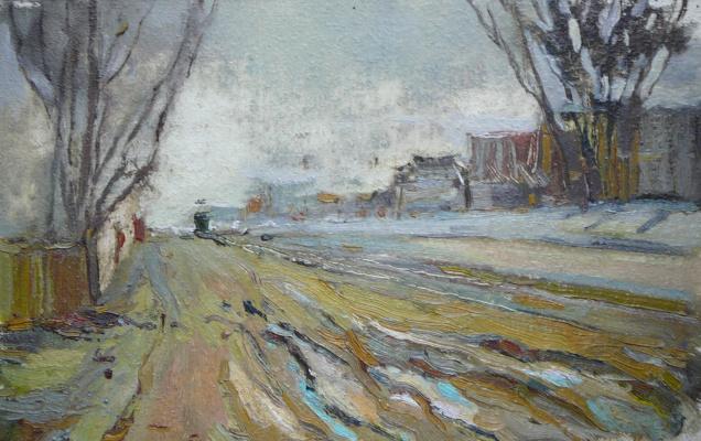 Виталий Николаев. Тишина