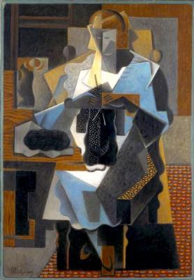 Jean Metzinger. Knitter