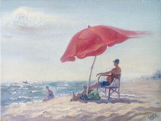 Daniil Litvinov. Под южным солнцем