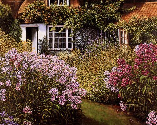 Уютный дворик 9