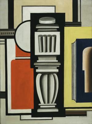 Fernand Leger. Baluster