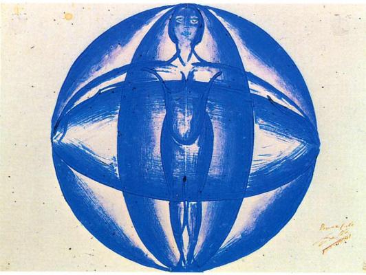 Giacomo Balla. Plot 26