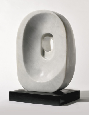 Barbara Hepworth. A quiet form