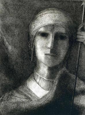 Odilon Redon. Parsifal
