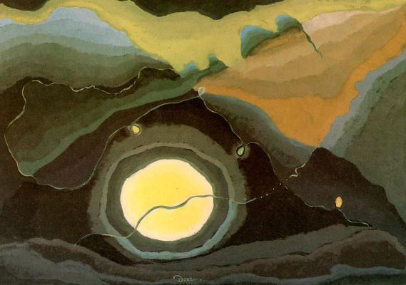 Arthur Dove. Figure
