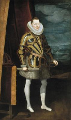 Хуан Пантоха де ла Крус. Филипп III