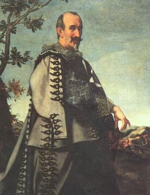 Карло Дольчи. Портрет Арнольда де Барди