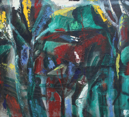Victor Fedorovich Chudin. Composition