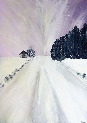 Зимнее сечение / Winter section