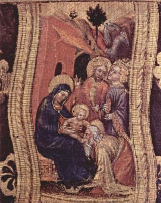 Джентиле да Фабриано. Три святых волхва