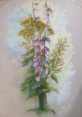 Irina Morenova. Meadow bouquet
