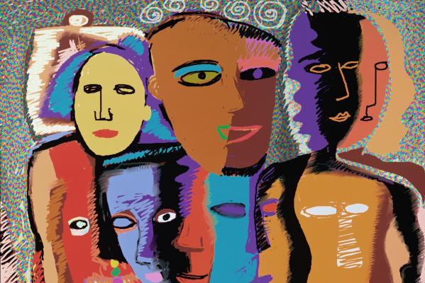Диана Онг. Единство