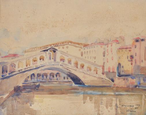 Венеция. Мост Реальто