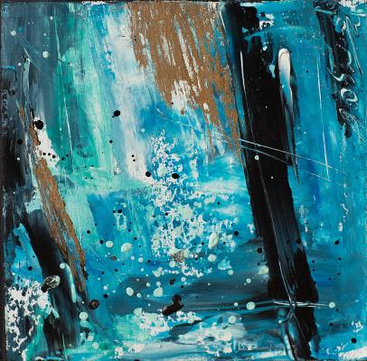 Daria Lyubimova. Crystal Grotto