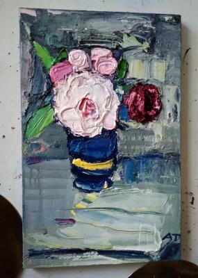 Unknown artist. Bouquet number 2