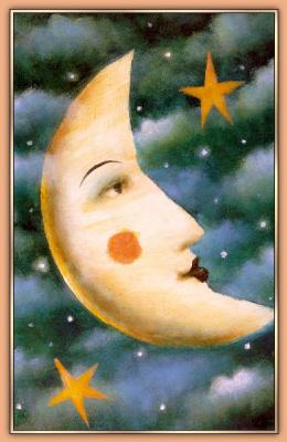 Стивен Макки. Луна