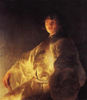 Ян Ливенс. Портрет