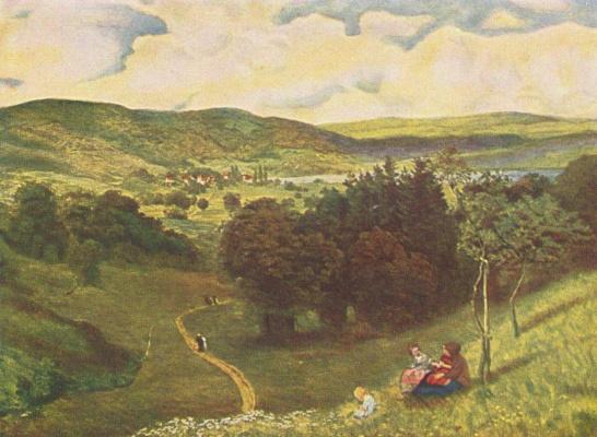 Ханс Тома. Долина