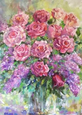 Hope Arakelyan. Salsa Roses