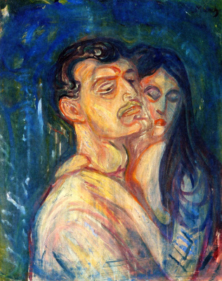 Edvard Munch. Head by Head
