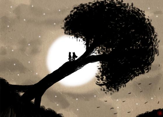 Dream Fox Arts. Romantic