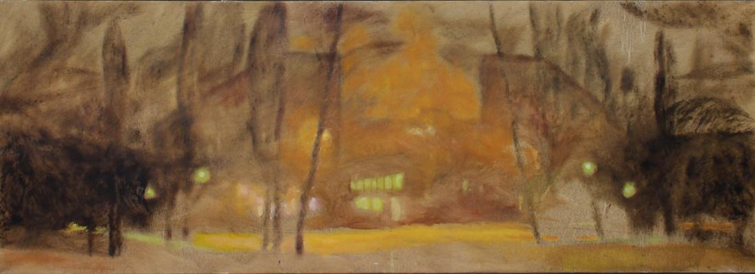 Svitlana Sova. Yellow Vecr
