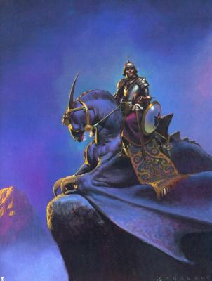 Винсент Сегреллес. Всадник дракона