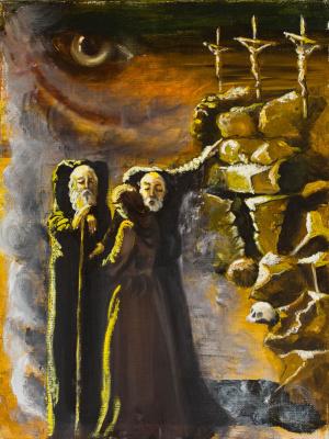 Alexander Semenovich Osin. The elders
