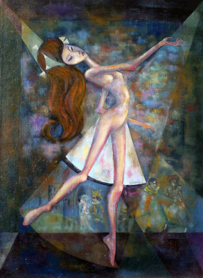 Igor Veniaminovich Bondarenko. Ballerina