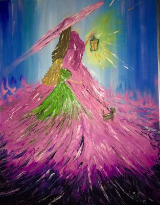 Alexandriya Zubakhina. In a fairy tale