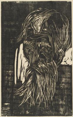 Ernst Ludwig Kirchner. Father Muller