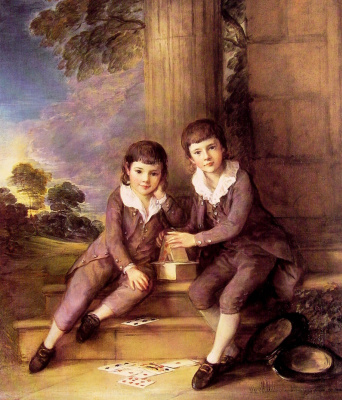 Thomas Gainsborough. John and Henry Truman