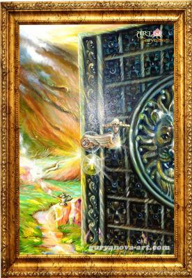"Anastasia Guryanova. ""Door of dreams"""