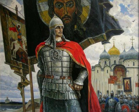 Юрий Петрович Пантюхин. Александр Невский