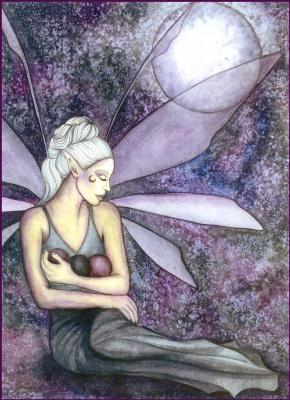 Джессика Галбрет. Лунная фея