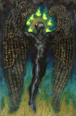 Николай Константинович Калмаков. Мятежный ангел. 1924