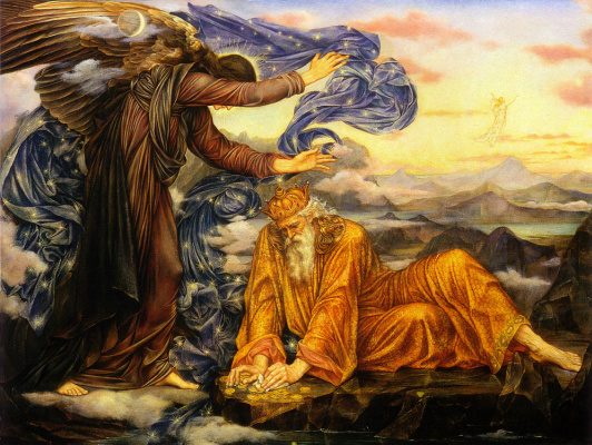 Evelyn De Morgan (Pickering). Earthly