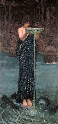 John William Waterhouse. CIRCE