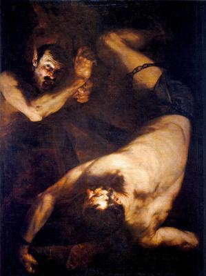 Jose de Ribera. Plot 18