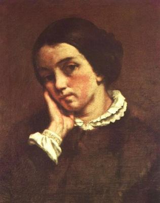 Gustave Courbet. Juliet