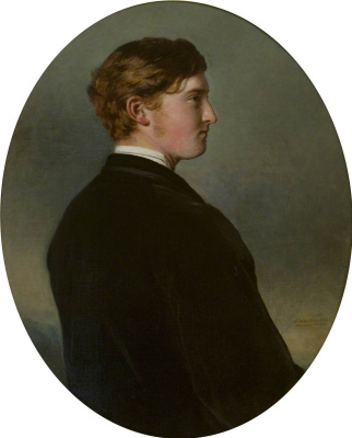 Franz Xaver Winterhalter. William Alexander, 12th Duke of Hamilton