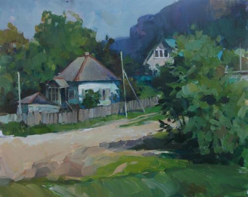 Sergey Anatolevich Bondaryuk. Morning in Mezmaa (etude)