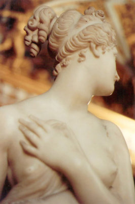 Антонио Канова. Венера (фрагмент)