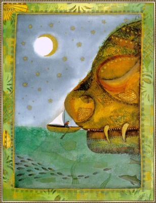 Джейн Рэй. Морской змей