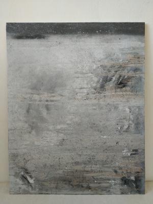 Gulzhanat Temirkhan. Abstraction 8