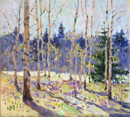 Vera Alecseevna Fedorenkova. Song of spring
