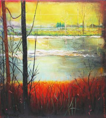 Natalia Bagatskaya. Magic Colors of the Dnieper